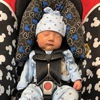 Baby boy Mullins