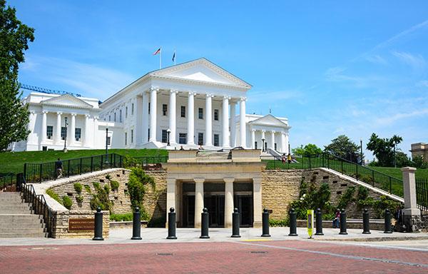 Virginia Capital Building