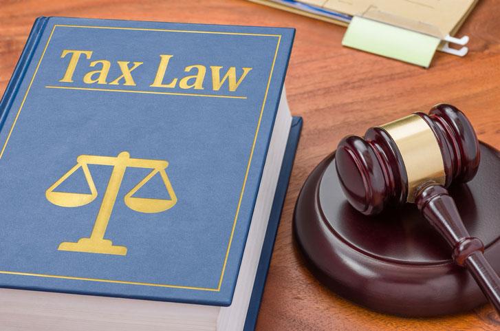 Tax Law Book