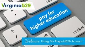 Prepaid529 Webinar Poster