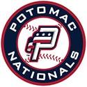 Potomac Nationals baseball logo